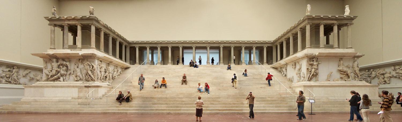 O tarz pergamo ski 5 sztuka staro ytnej grecjii for Minimal art historia sztuki